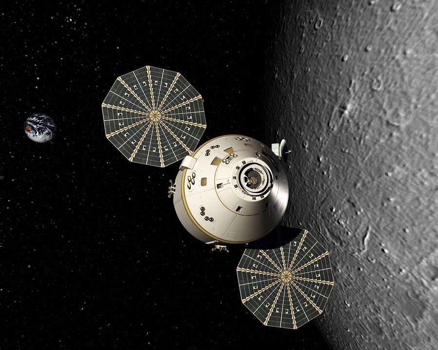 Orion Raumfähre, Orion Romskip, Romfergen, Romskip