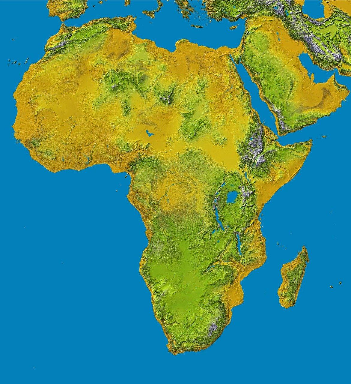 оперативный картинки карт африки это ласковая