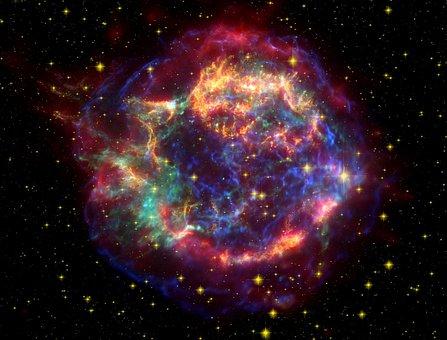 Cassiopeia A, Cas A, Supernova Rest