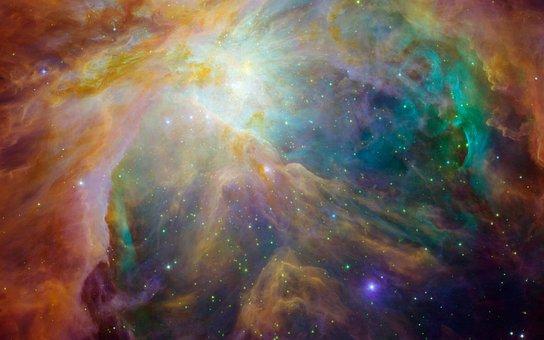 Orion Nebula, Emission Nebula