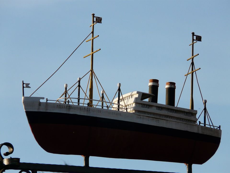 Free Photo Ship Steamer Cruise Ship Chimney Free Image On - Can you take a steamer on a cruise ship