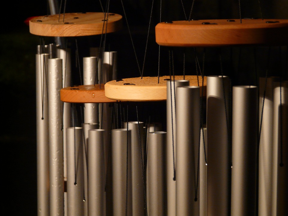 Windspiel Ton Musik Kostenloses Foto Auf Pixabay