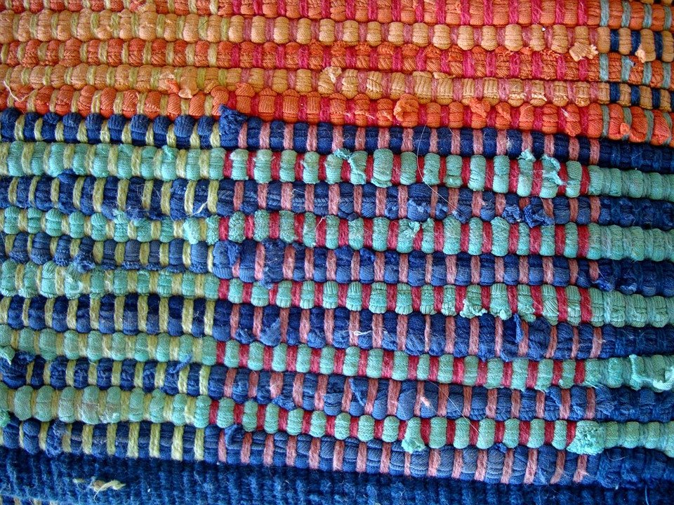 Free Photo Weaving Rug Rag Warp Weft Free Image On