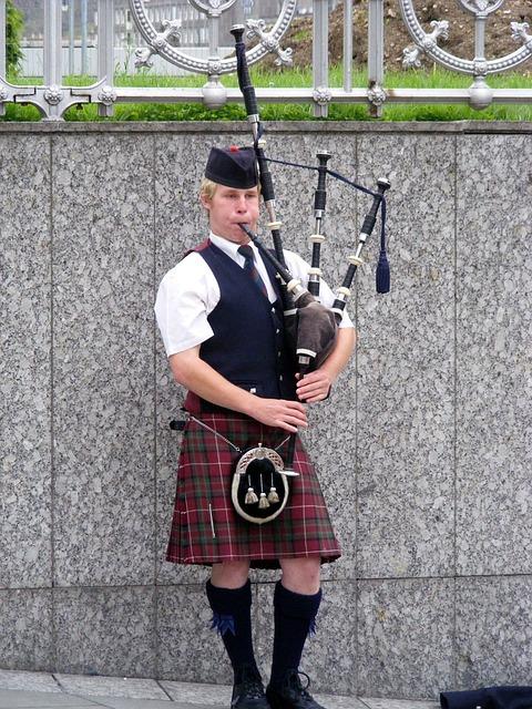 Flower of scotland - 1 part 7