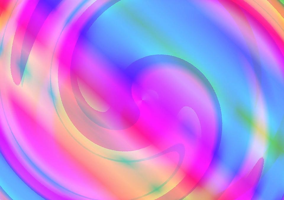 Gratis Illustratie Achtergrond Effecten Pastel Gratis