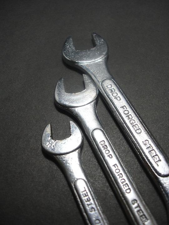 Free Photo Tool Tools Key Mechanic Motor Free Image