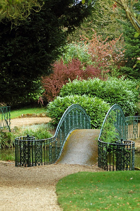 spring garden bridge park - photo #27