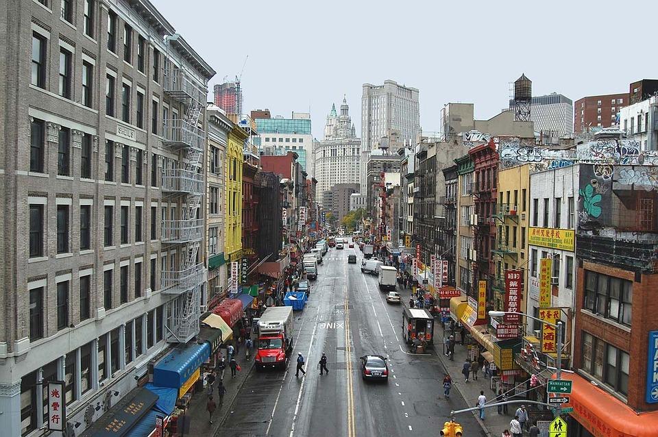 Gratis Foto Wolkenkrabber China Stad Street Gratis