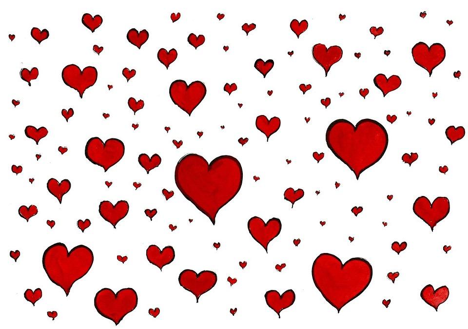 Love Feeling Heart Free Image On Pixabay