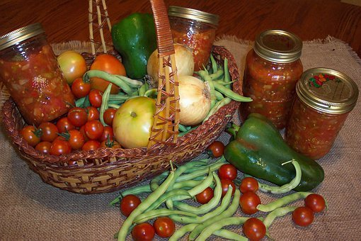 Harvest Canning Preserves Preserving Garde