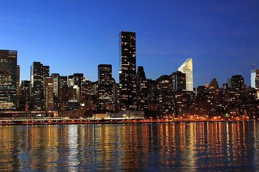 New York New York City City Skyline N