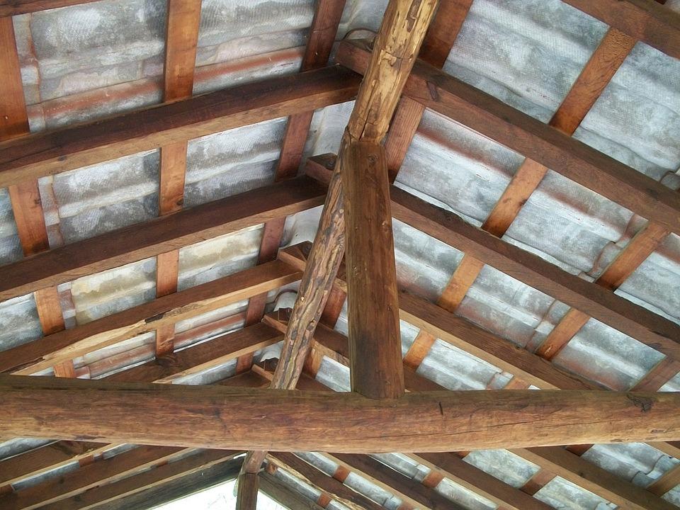 Free photo structures wood roof laminate free image - Estructuras de madera para techos ...