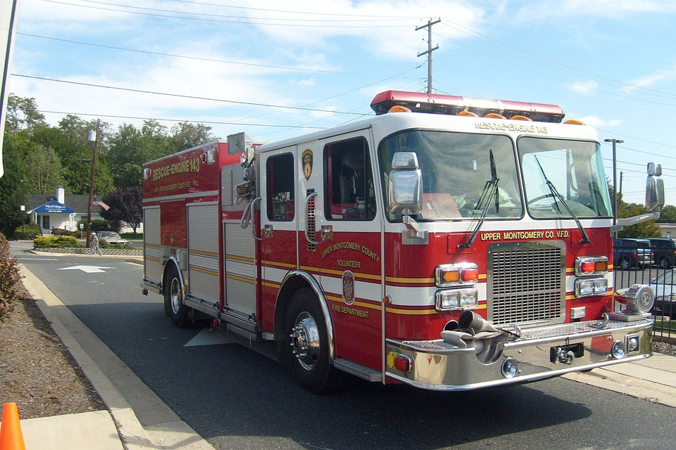 Free Photo Fire Truck Fire Engine Fire Free Image On