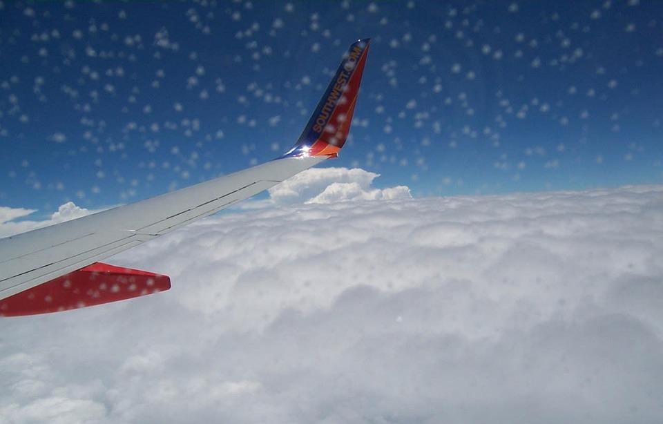 Airplane Plane Flying - Free photo on Pixabay
