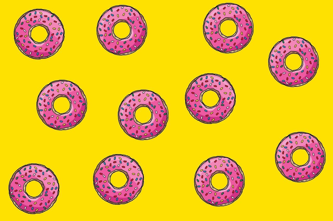 этих грибов картинка розовый пончик на желтом фоне обязательно фотографировать
