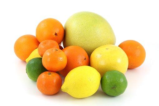 Fruit, Food, Citrus, Pomelo, Grapefruit