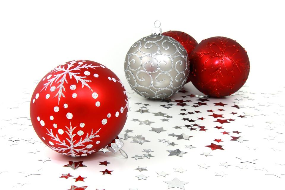 Weihnachtsbilder Mit Kugeln.Bälle Kugeln Feier Kostenloses Foto Auf Pixabay