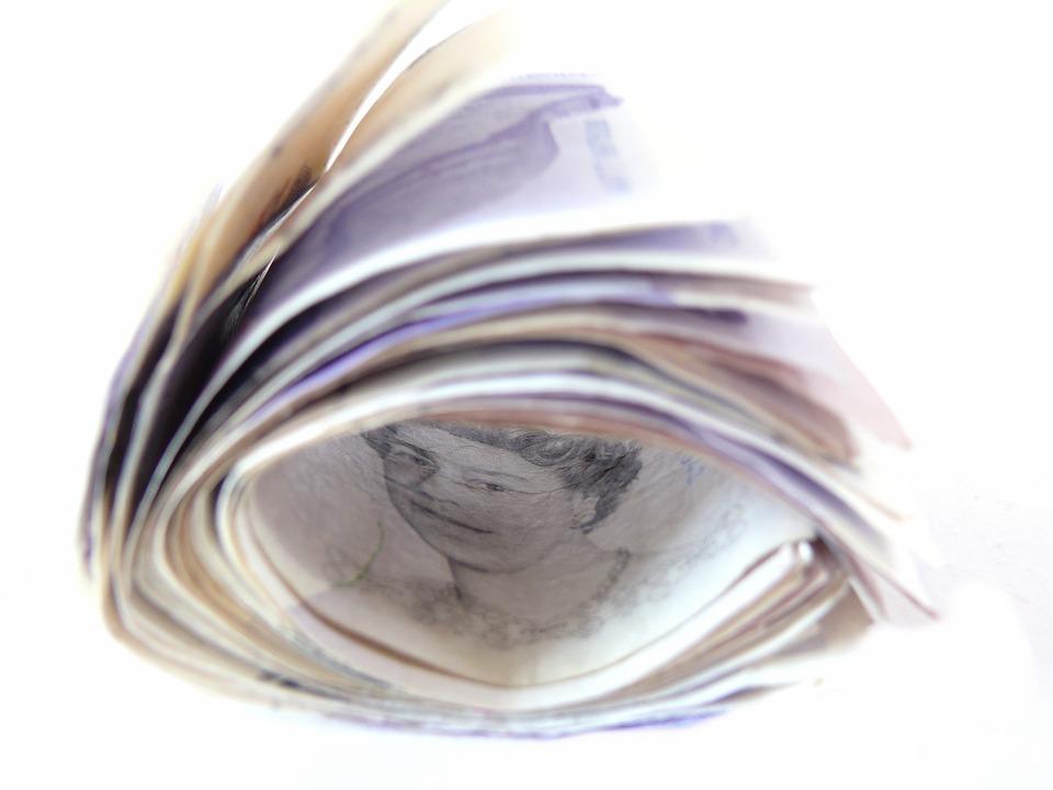 英ポンド, 20, クイーン, お支払い, 札, ショップ, ショッピング, ビジネス, 給与, クレジット