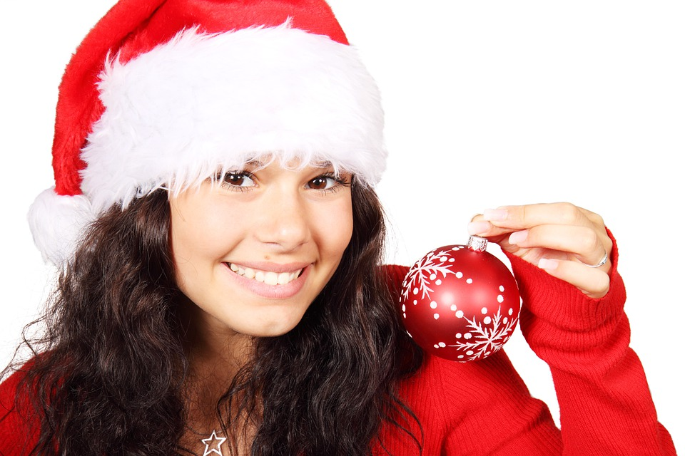 Adult, Bauble, Celebration, Christmas, Claus