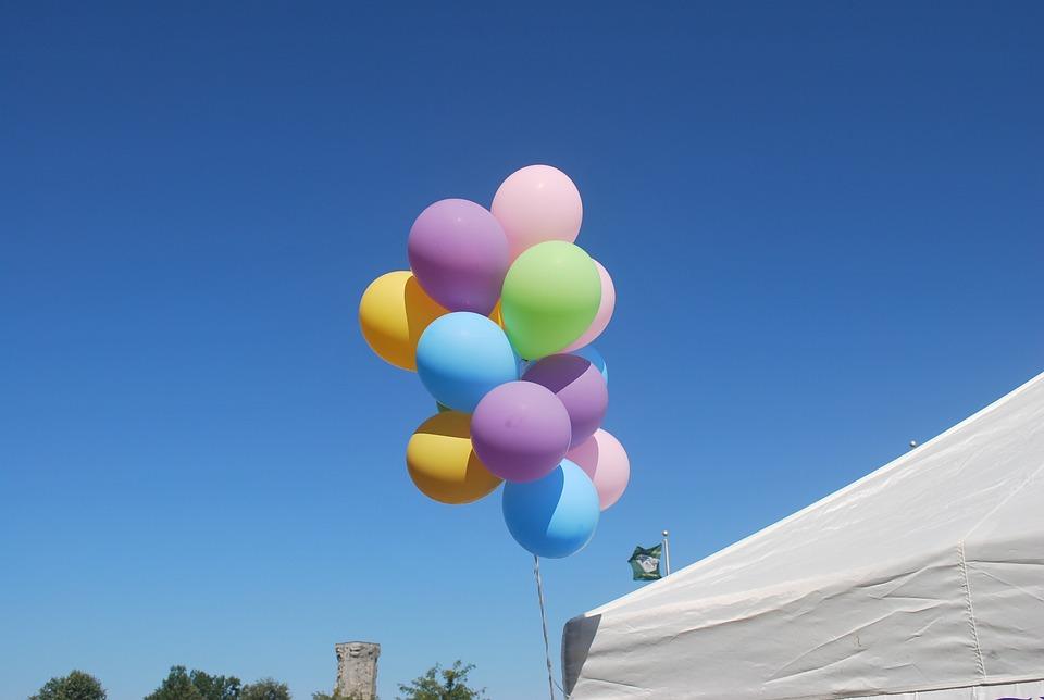 Free Photo Balloons Sky Fair Festive Fun Free Image