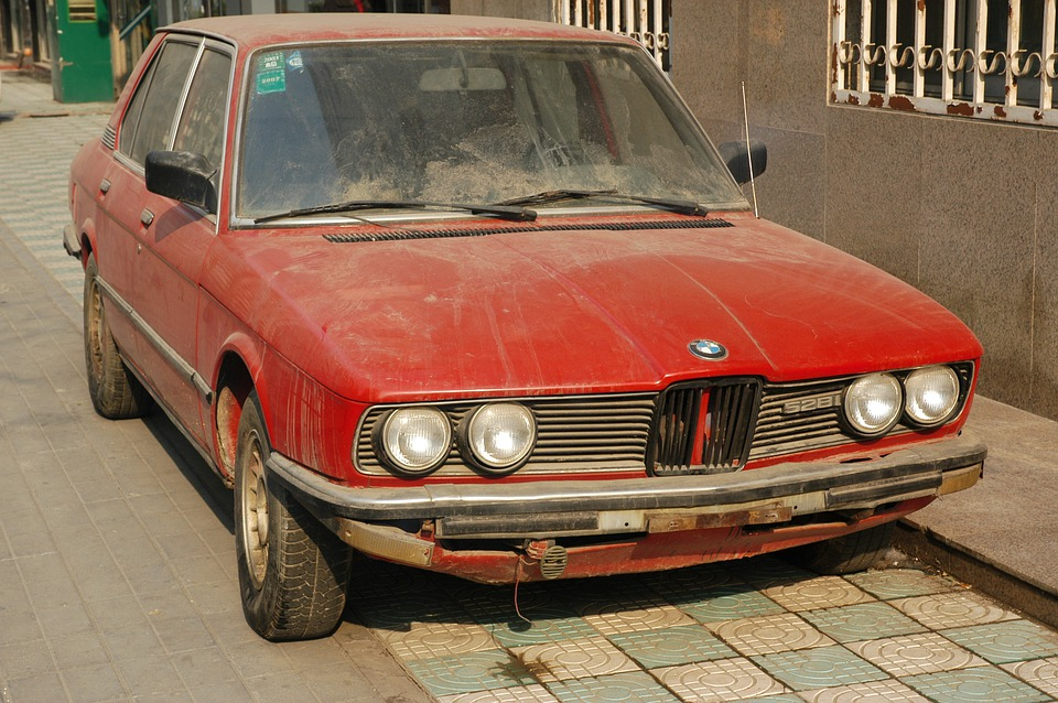 Car Bmw Clunker · Free photo on Pixabay