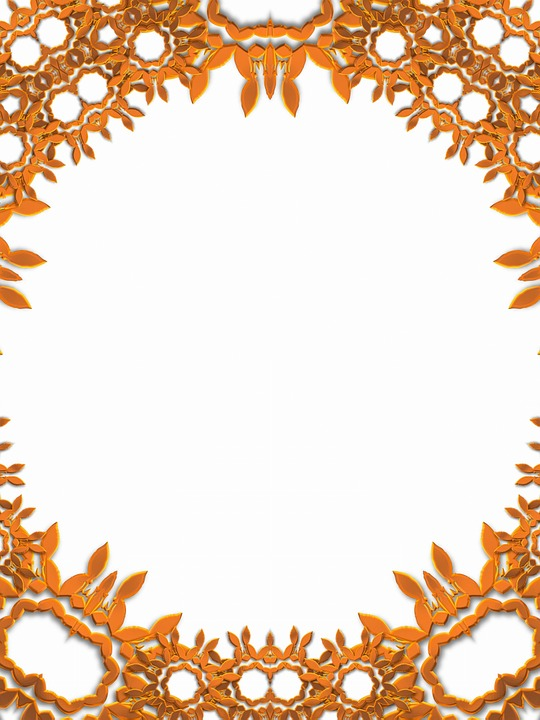 Free Illustration Frame Border Element Copper Free