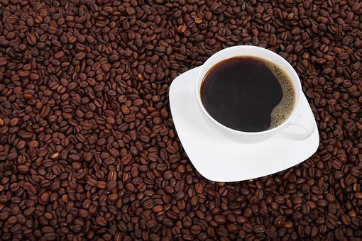 Coffee Beans, Coffee, Background