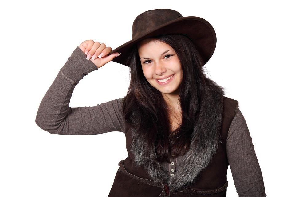 Beautiful, Brown, Country, Cute, Fashion, Female, Girl