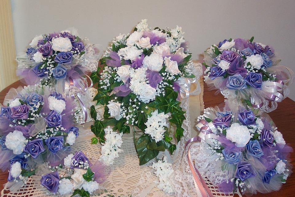 Flowers Bouquets Purple · Free photo on Pixabay