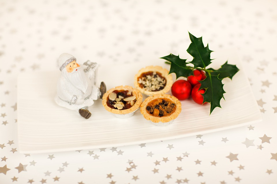 Star, Christmas, Claus, Decorated, Decoration, Dessert