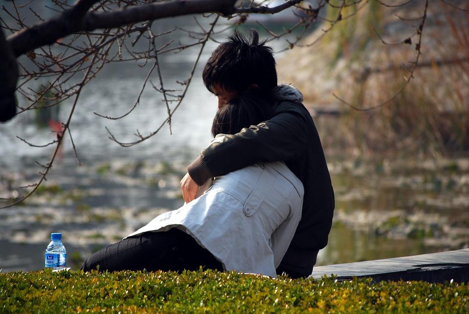 Couple People Girlfriend Free Photo On Pixabay