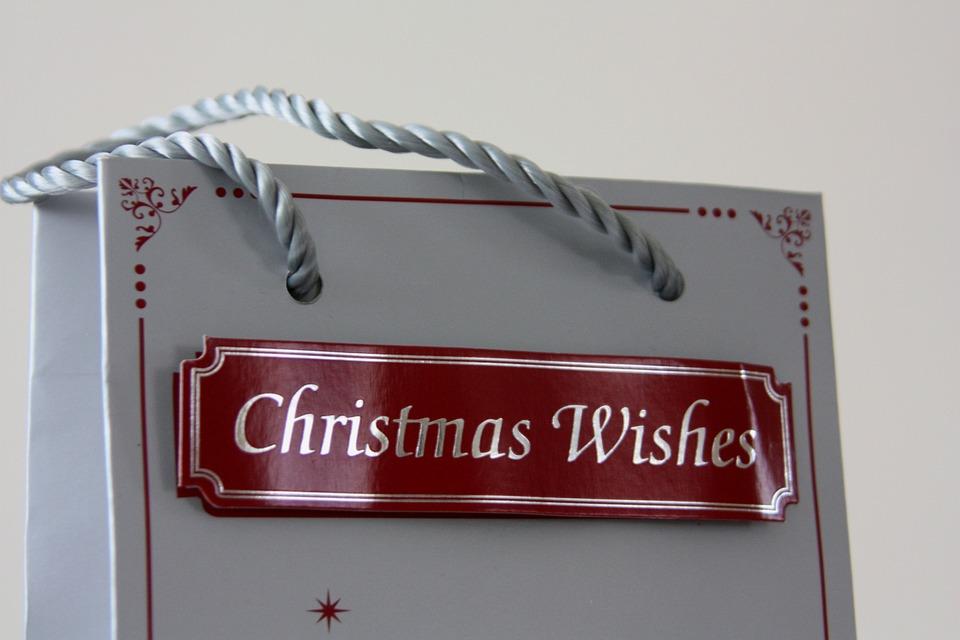 Kerst Zak Star Gratis Foto Op Pixabay