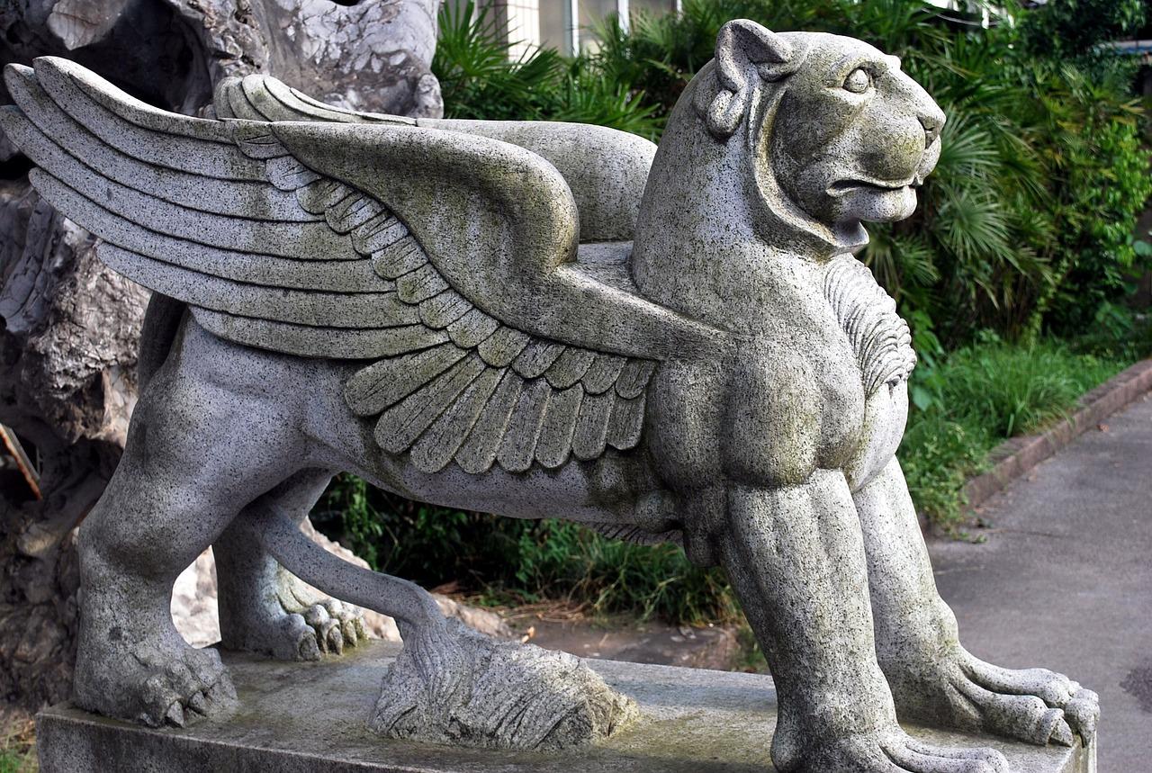 Statue Mythology Creature - Free photo on Pixabay