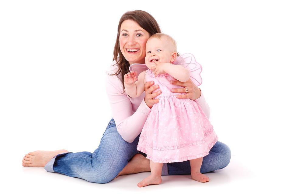 Free photo: Baby, Child, Cute, Family, Female - Free Image ...