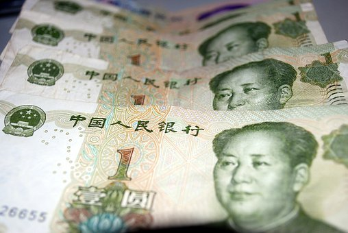 Money, Currency, Yuan, Mao, Business