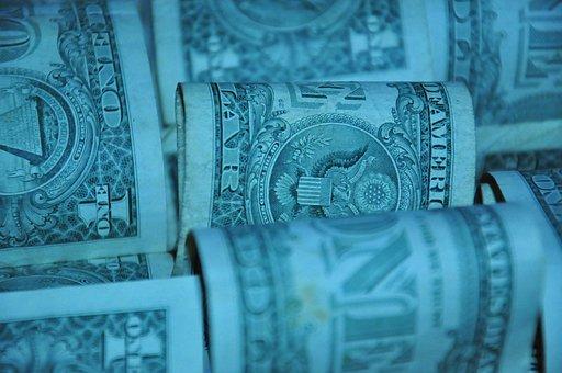 Dollar, American, Currency, Money