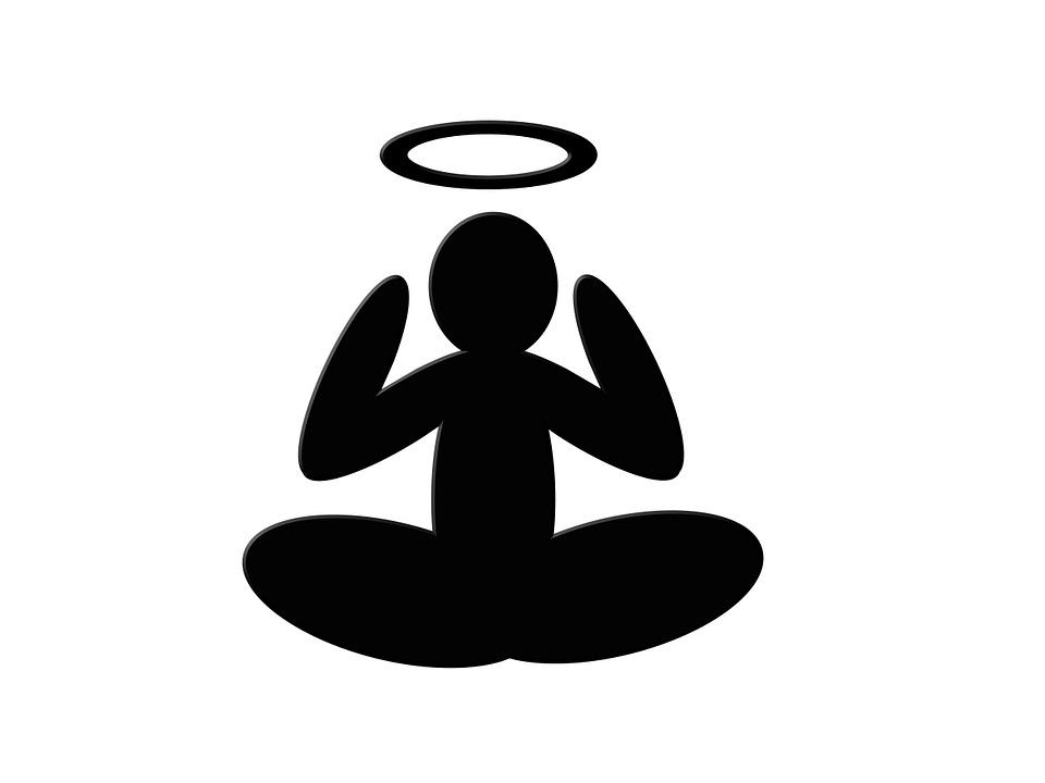 halo figure seated  u00b7 free image on pixabay