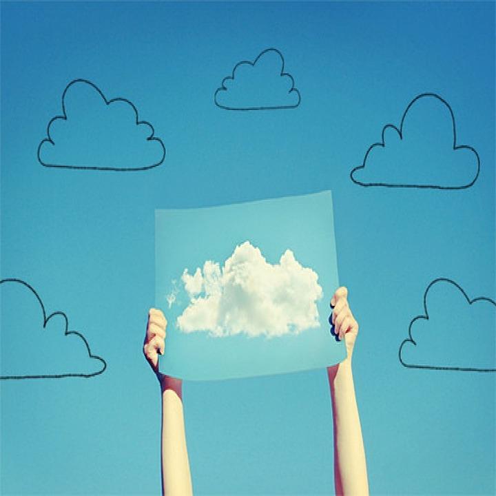 Architecture Dessin : Photo gratuite nuages nuage de dessin image
