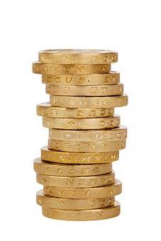 Negocio En Efectivo Moneda Concepto De Cré