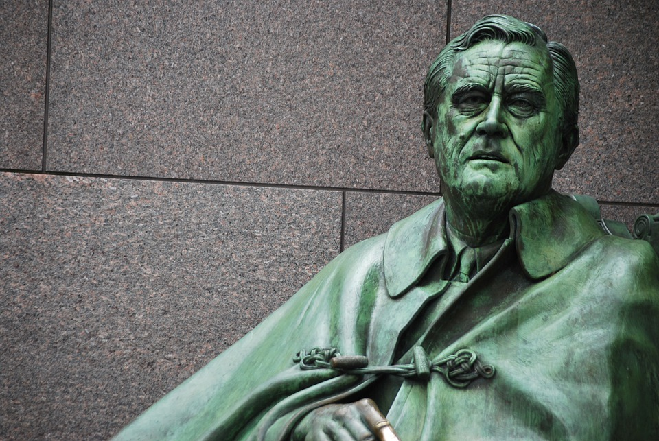 Fdr, Roosevelt, Memorial, President, Landmark, Monument