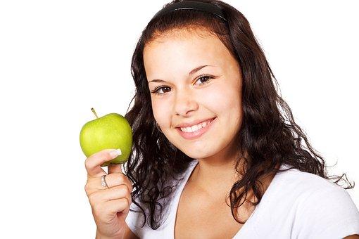 Apple, Diet, Healthy, Eating, Food