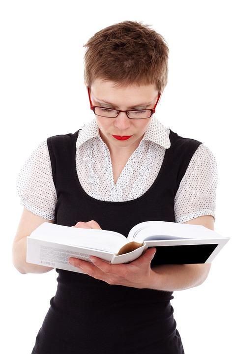 Erwachsene, Buch, Bildung, Weiblich, Mädchen