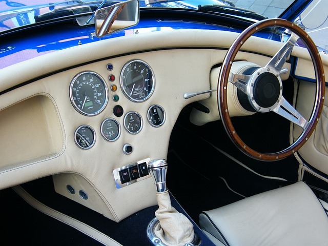 Car Interior Classic 183 Free Photo On Pixabay