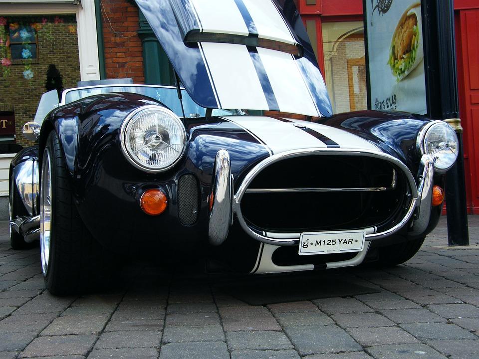 Cobra Car Classic · Free photo on Pixabay