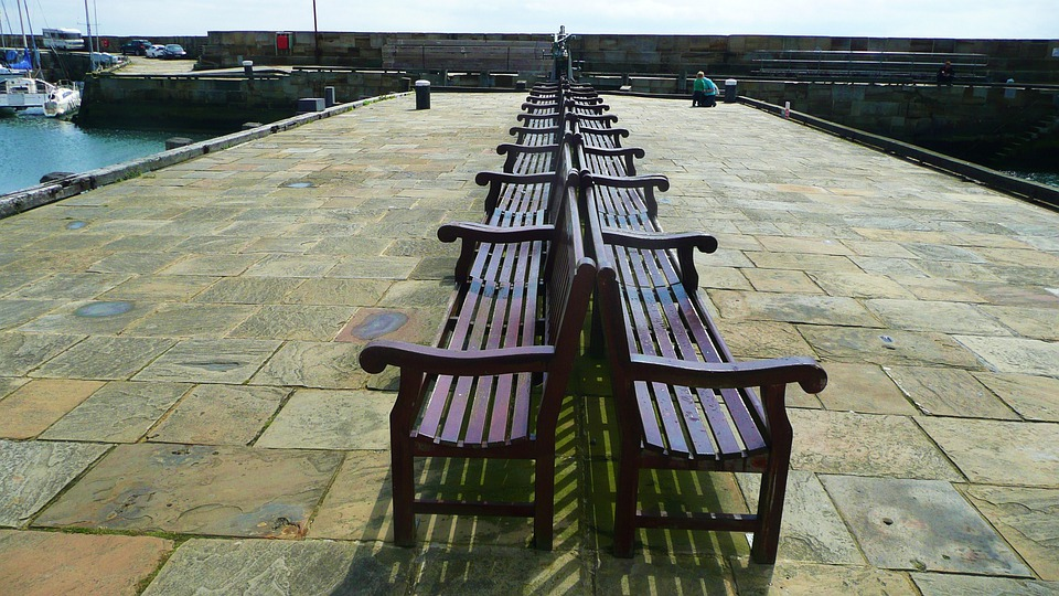 Benches Rest Pier - Free photo on Pixabay