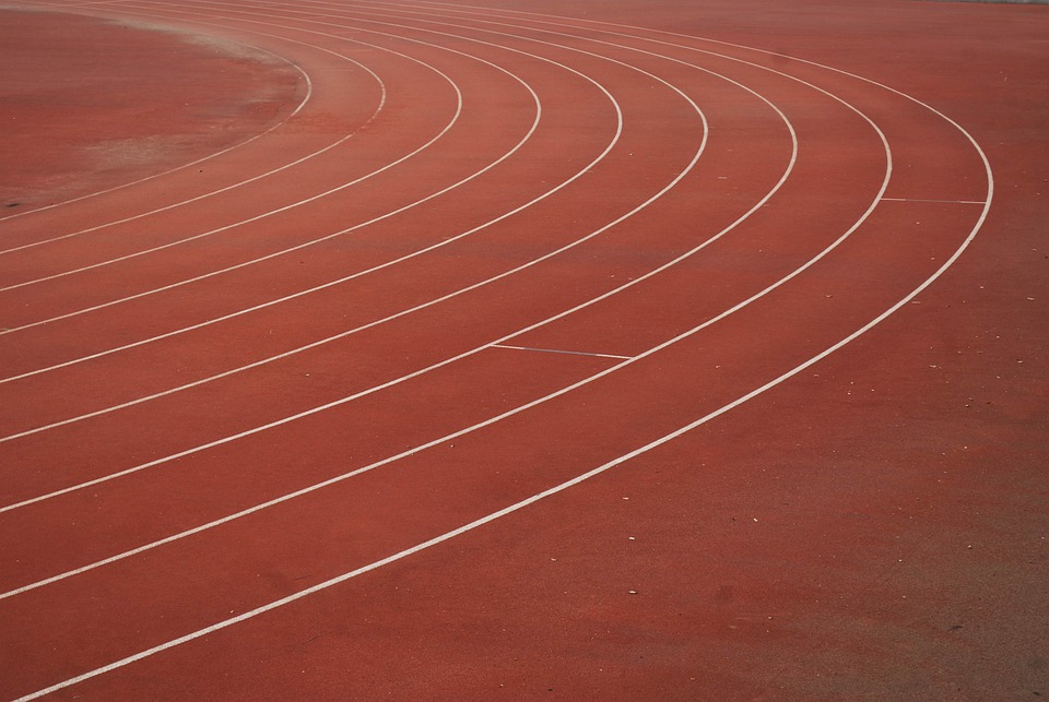 Running track free pictures on pixabay track field lanes competition sports voltagebd Images