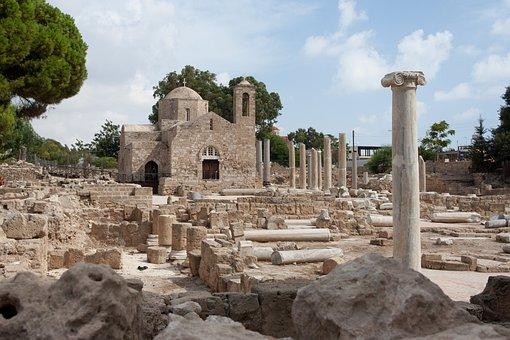 Chapel, Early, Christian, Basilica, early church