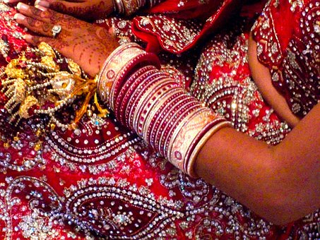Wedding India Hindu Bride Jewelry Fashion