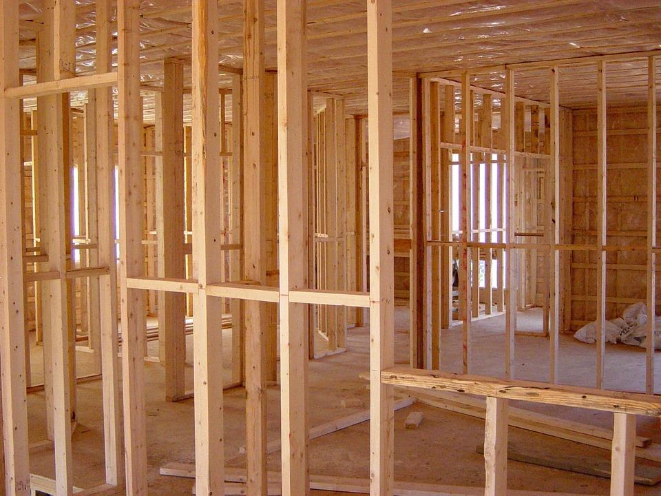 建設, 家, 建物, シェル, ホーム, 請負業者, ビルダー, フレーム, フレーミング, 開発