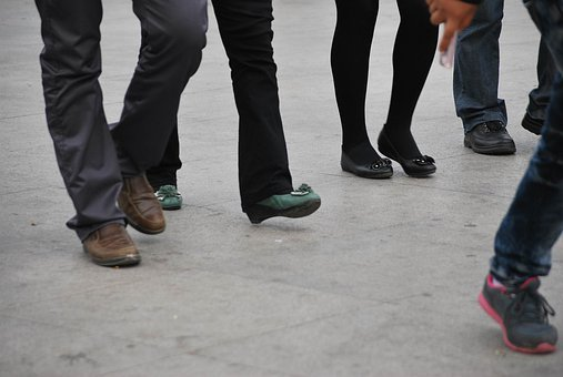 Legs, Walking, Walk, Limbs, Motion